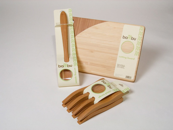 Nu Bambu Packaging